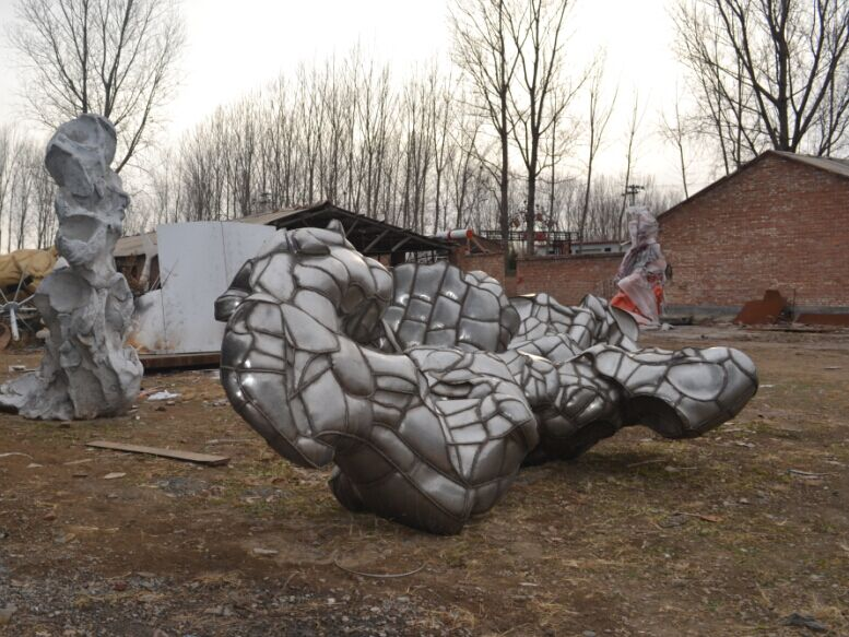 不锈钢雕塑-北京东方凯誉雕塑艺术有限公司
